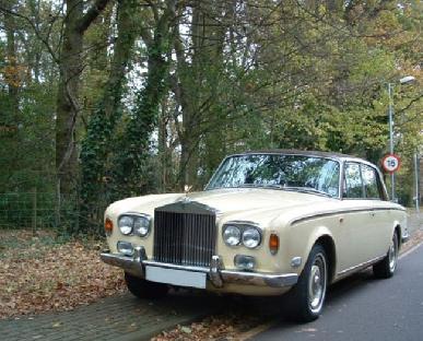 Duchess - Rolls Royce Silver Shadow Hire
